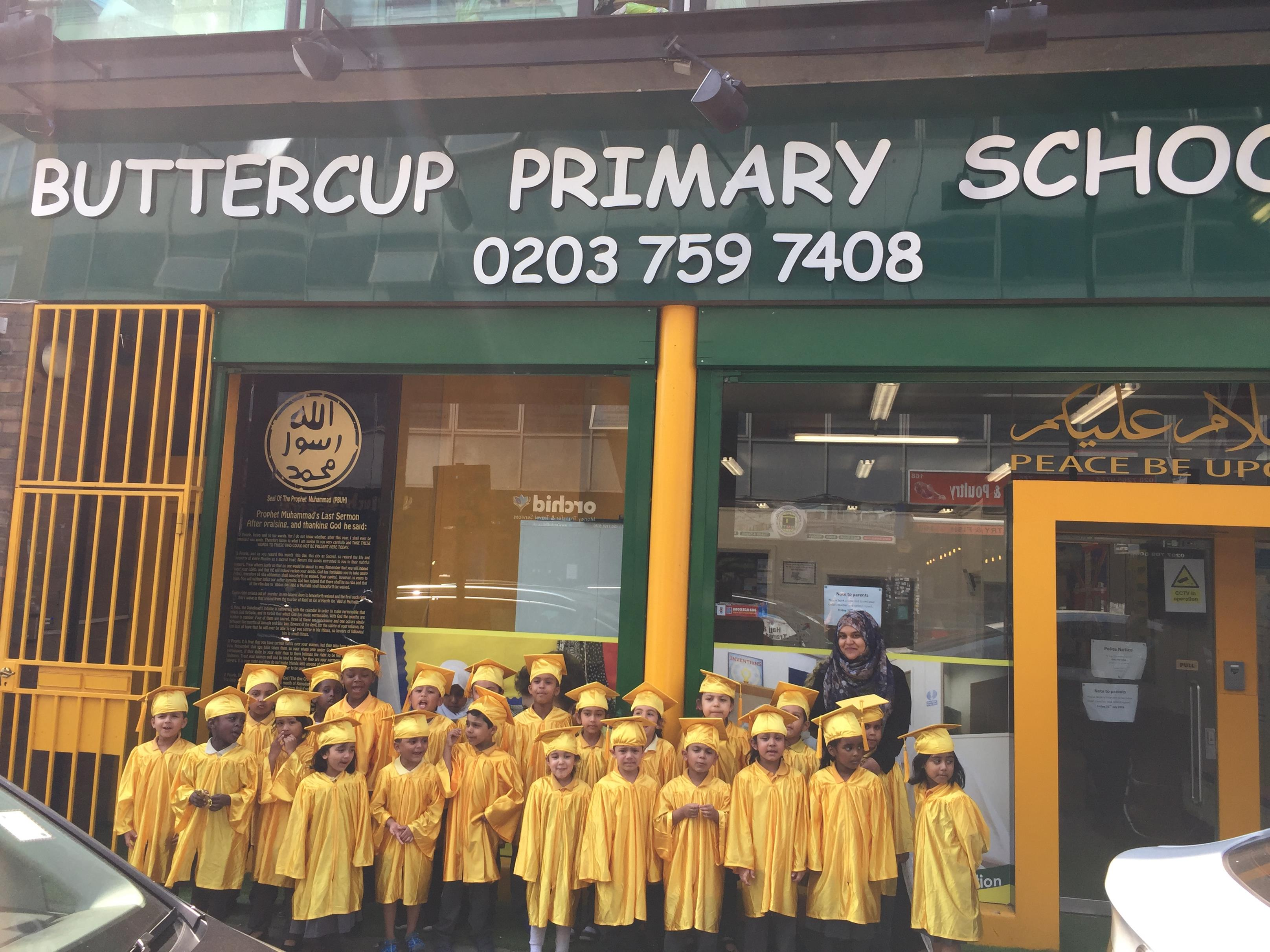 Graduation Ceremony Reception: Year 6 And Reception Class Graduation Ceremony 2016